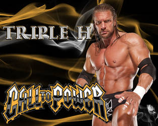Triple H - Call To Power by Jammy31
