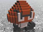 3D Mario - Goomba