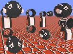 3D Nintendo - Bullet Bill