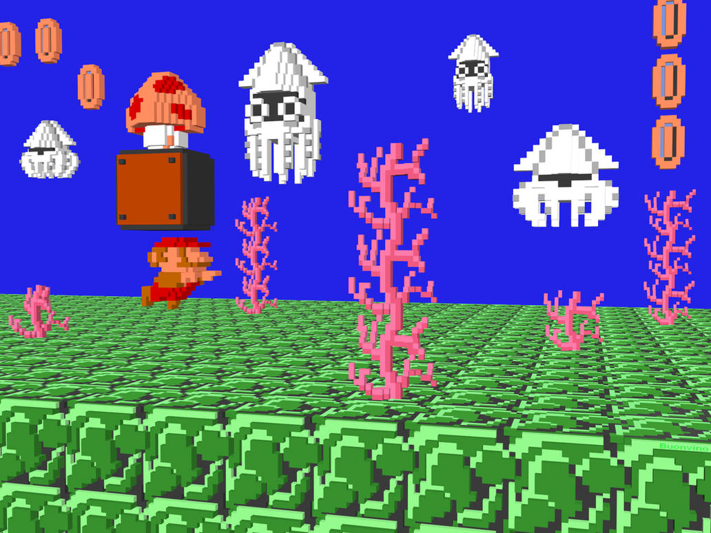 3D Mario by NES--still-the-best