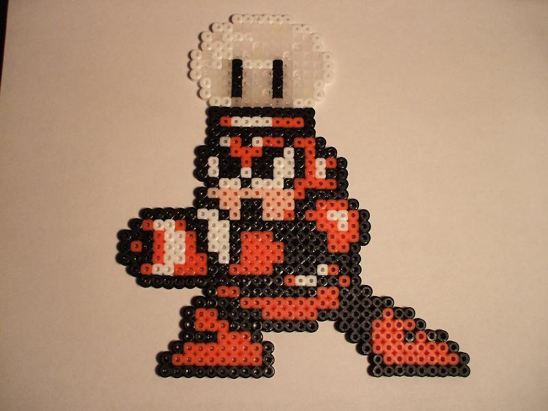 Perler Brightman by NES--still-the-best