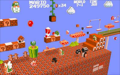 Nintendo 3D Mario