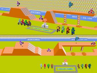 3D Nintendo Excitebike by NES--still-the-best