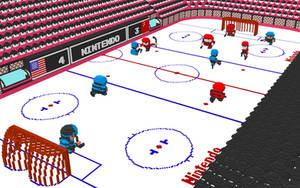 3D Nintendo Ice Hockey by NES--still-the-best