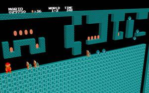 3D Nintendo Mario by NES--still-the-best