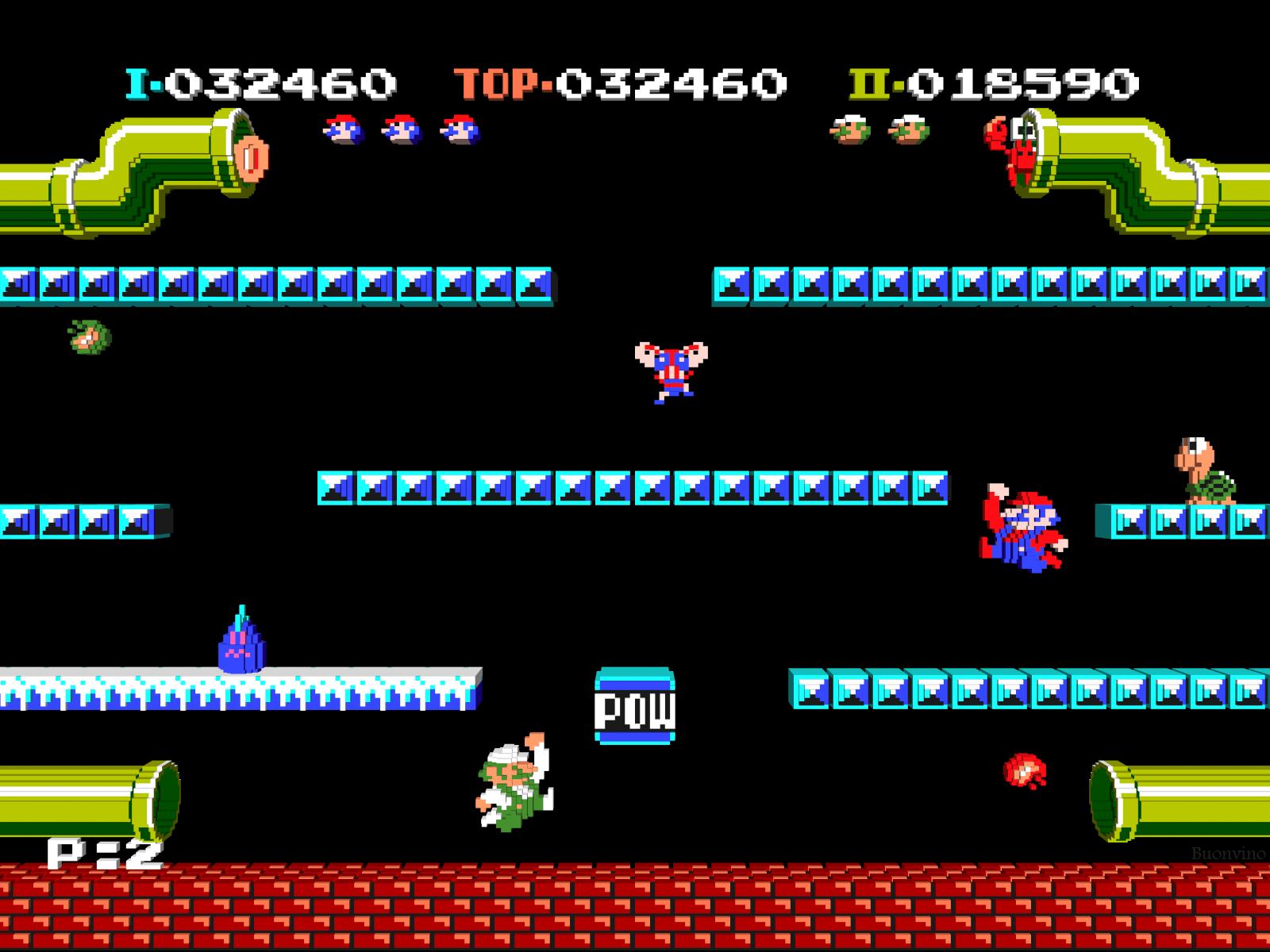 3d Nintendo Mario Bros By Nes Still The Best On Deviantart