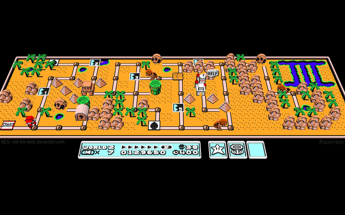3d nintendo mario 3 world 2 by nes still the best on deviantart 3d nintendo mario 3 world 2 by nes still the best gumiabroncs Image collections