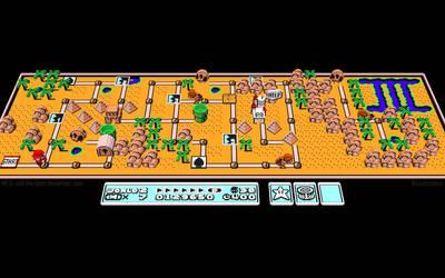3D Nintendo Mario 3 World 2