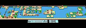 3D Nintendo Mario 3 World 3 by NES--still-the-best