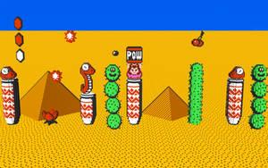 3D 8bit Mario 2 by NES--still-the-best