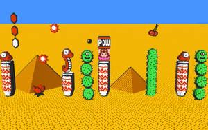 8bit Voxel by NES--still-the-best