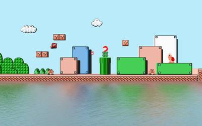 3D Mario 3