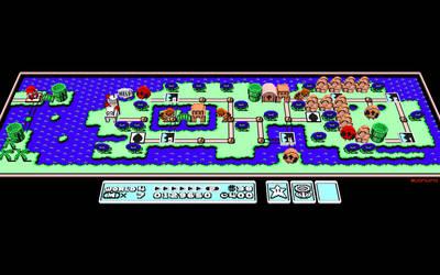 3D Nintendo Mario 3 World 4