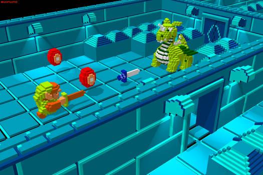 3D Zelda