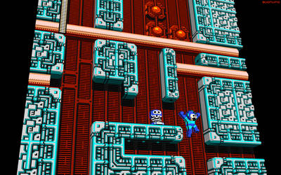 Mega Man by NES--still-the-best