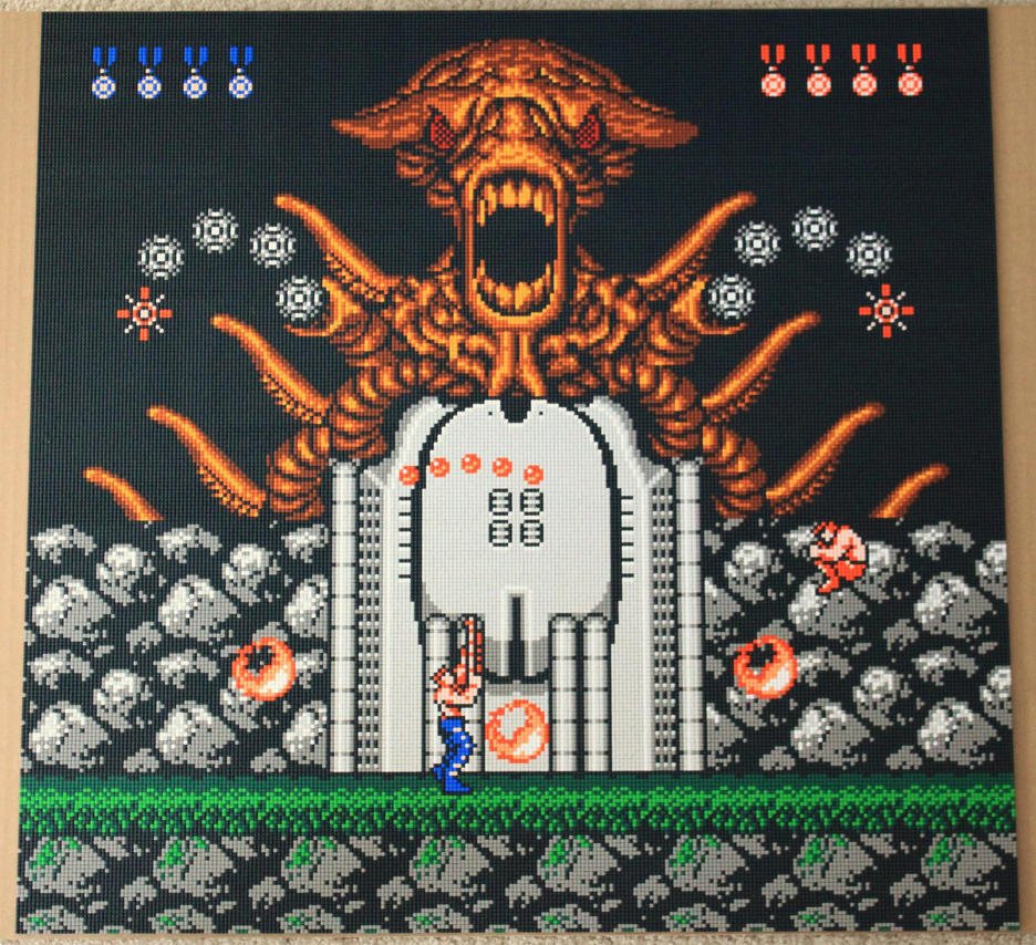Contra by NES--still-the-best