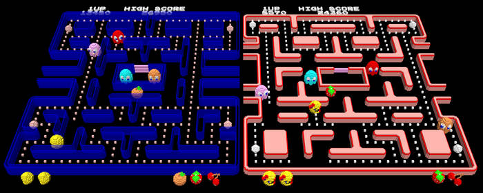 Pac-Man Ms Pac-Man by NES--still-the-best