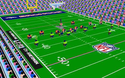 Tecmo Super Bowl XLVIII
