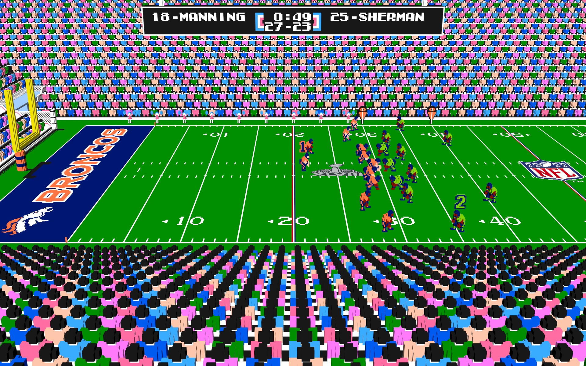 Tecmo Super Bowl XLVIII by NES--still-the-best
