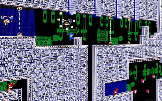 3D Mega Man
