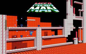 Voxel Mega Man
