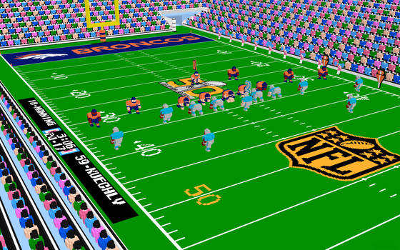 Tecmo Super Bowl 50