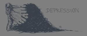 depression by Shyrahja