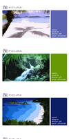 PICURA Website by intense