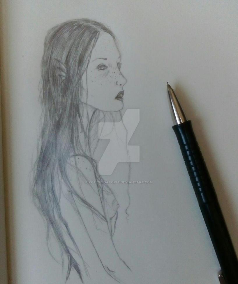 Ninfa. by Praestigatoria