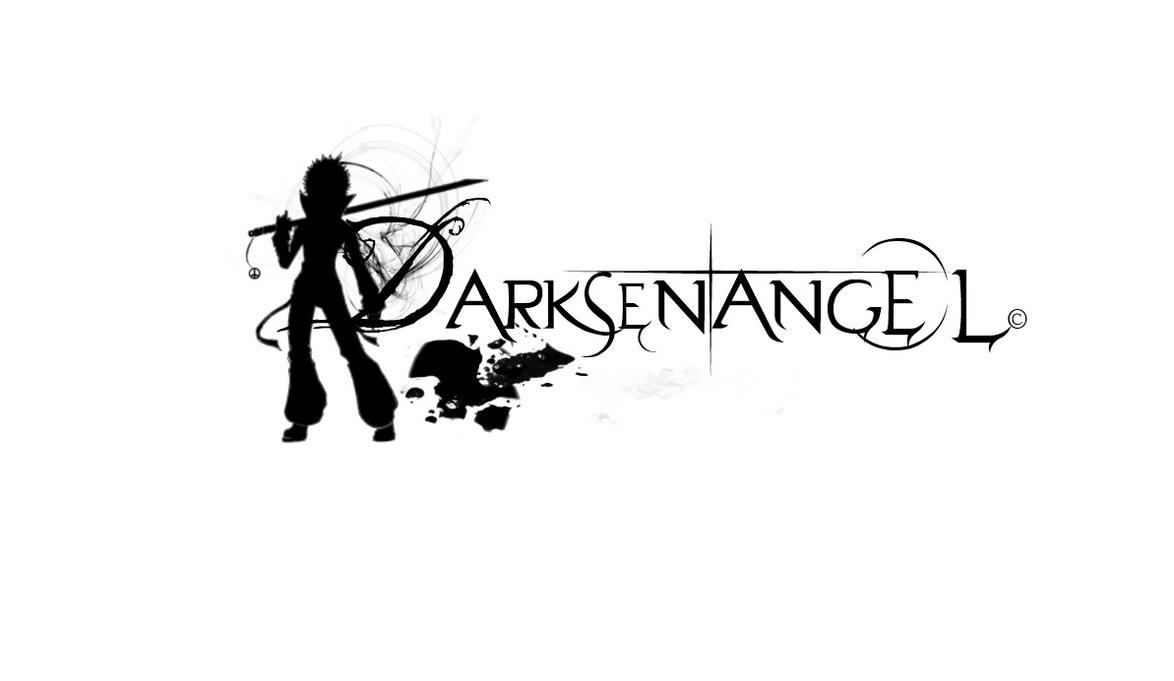 DarkSenAngel- signature 1 by Darkbearwalken