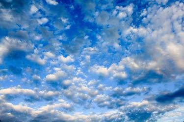 Candyfloss Clouds by Eternalfall1