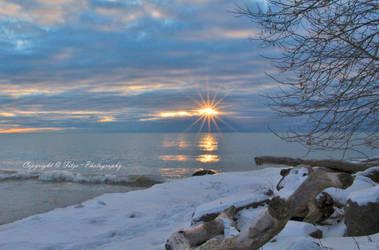 Peek-A-Boo Sunrise by Eternalfall1