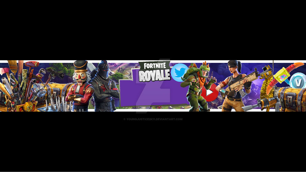 Youtube Banner By Youngjustice2k11 On Deviantart
