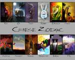 Chinese Zodiac Wallpaper