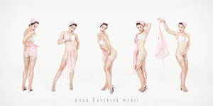 Evolution of Apron Striptease