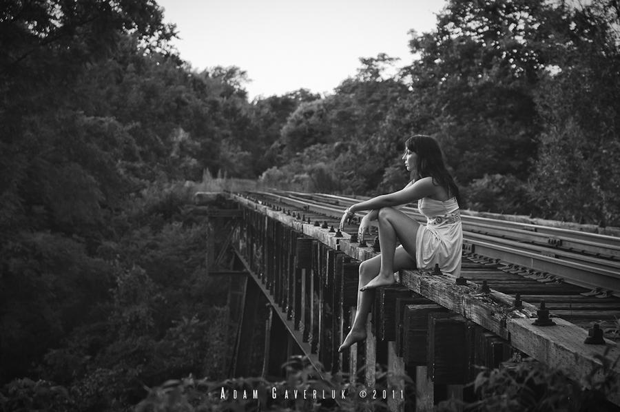 Pensive by AdamGaverluk