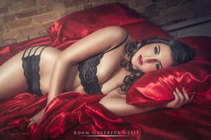 Holy Hannah by AdamGaverluk
