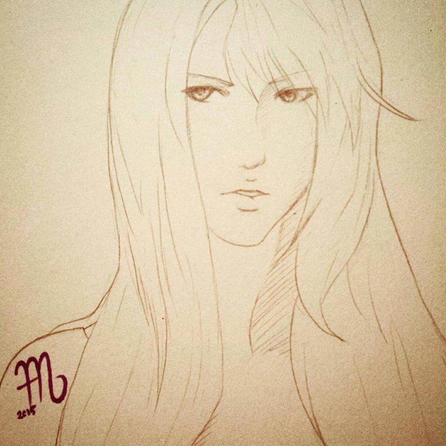 Asumi: outline by asuminakuki14
