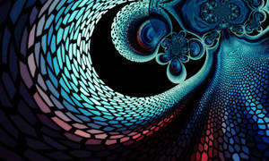 Abstract/Fractals 173 by StationAperture
