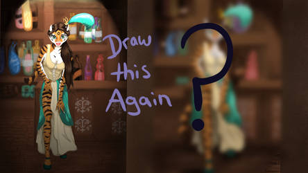 Draw this again youtube preview by Auronyth