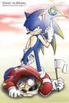 Sonic is in