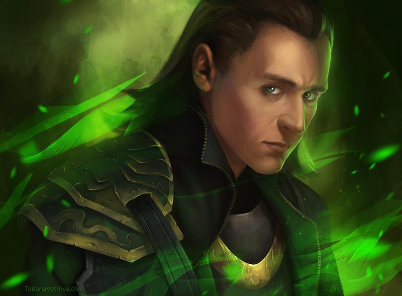 Loki by Vetrova