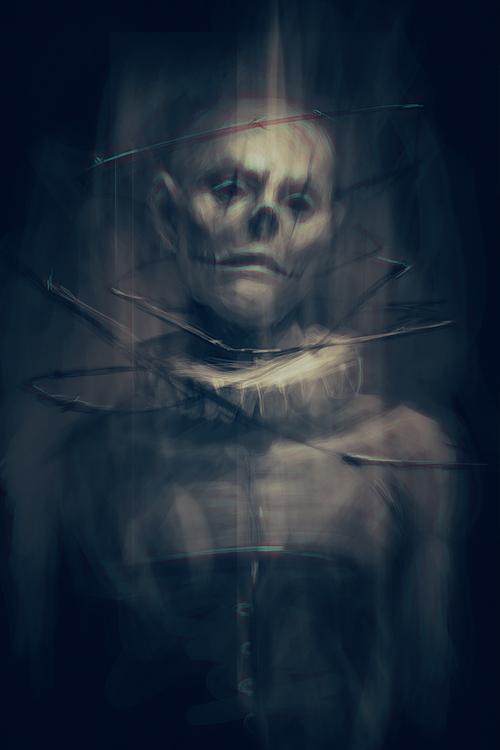 Pierrot by Vetrova