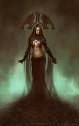 Pestilence by Vetrova