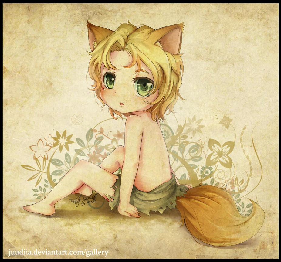 Foxy by Juudiia