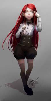 Scarlet - OC