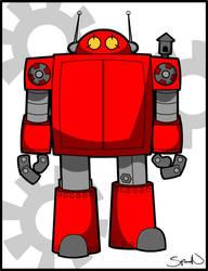 Robot Character v.1