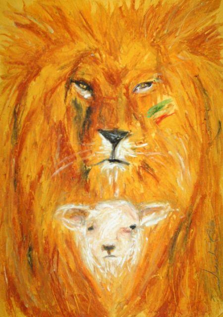 lochan lion