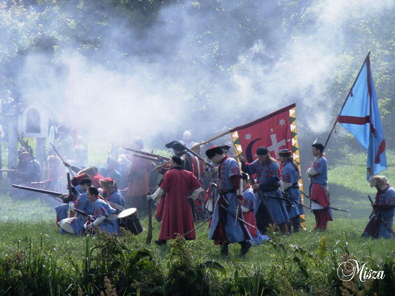 Polish XVII c. Handgunners by Quenta-Silmarillion