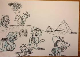 XIII: Pyramids!